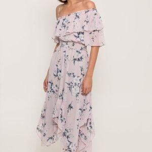 MISA Los Angeles Alexandra Maxi Dress Medium NWT